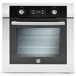 Horno Eléctrico a 220v Negro/Inoxidable GE Appliances - HG6045EYAI2