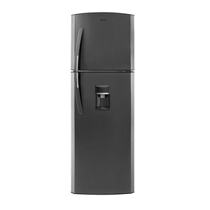 Nevera No Frost 300Lts Black Stainless Steel Mabe - RMA300FYCC