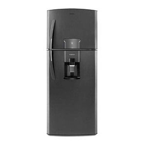 Nevera No Frost 400 L Black Stainless Steel Mabe - RMP400FYCC